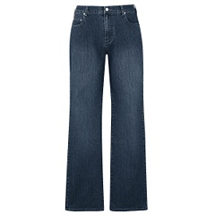 plus size boot cut jean