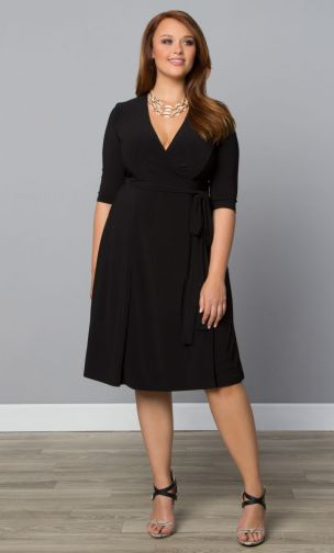 Plus-Size-Little-Black-Dress