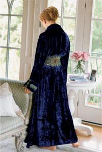 vintage_robe